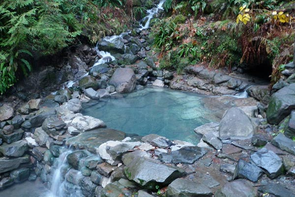 Hot Springs in Oregon